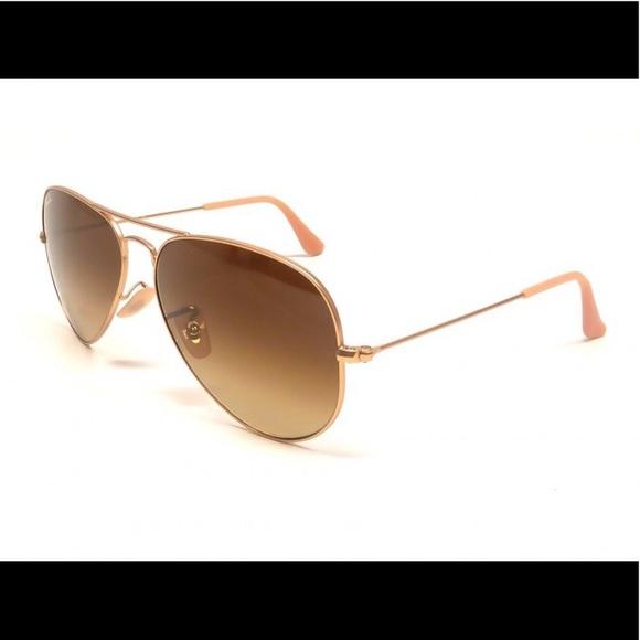 c62d99b4214 NEW Ray-Ban Aviator Sunglasses RB3025 112/85 58-14